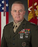 Lieutenant General Robert R. Ruark
